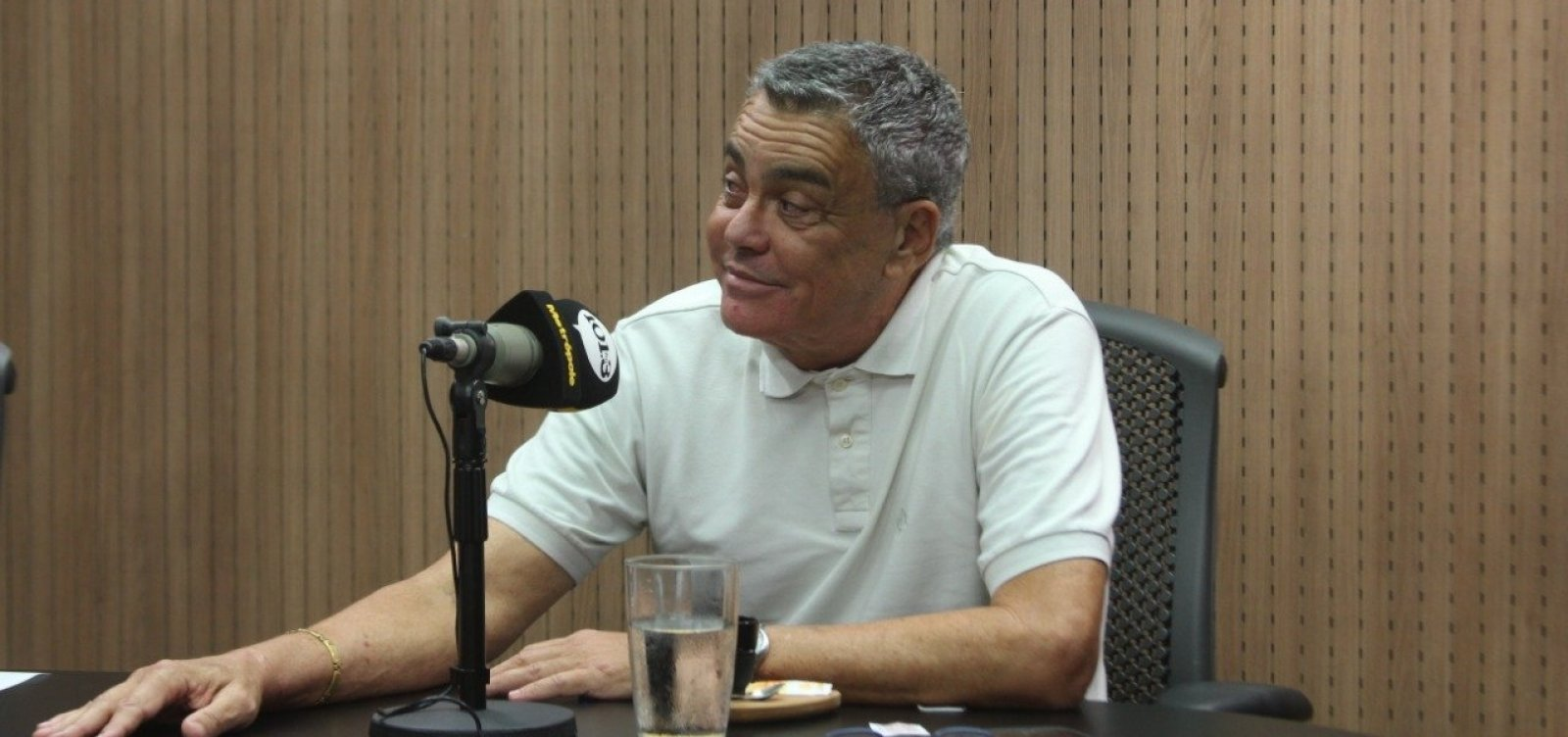 [Eleições no Vitória: Paulo Carneiro escolhe Manoel Matos como vice em chapa]