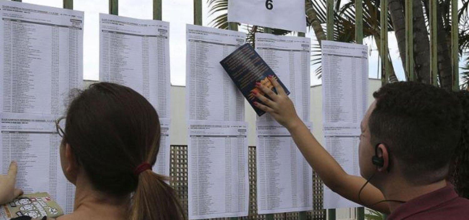 [Mais de 2,1 milhões de estudantes pediram isenção no Enem 2019]