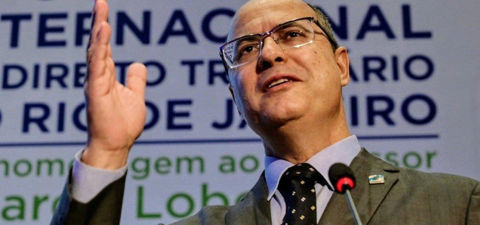 [Governador do Rio se esquiva de comentar morte com 80 tiros: 'Não me cabe fazer juízo de valor']