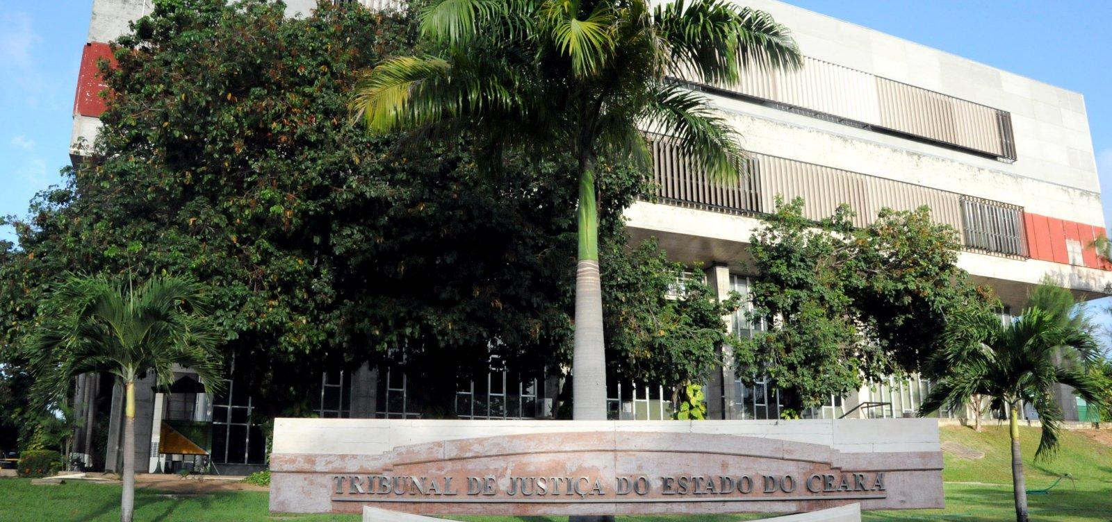 [STJ condena desembargador do CE à perda do cargo e prisão]