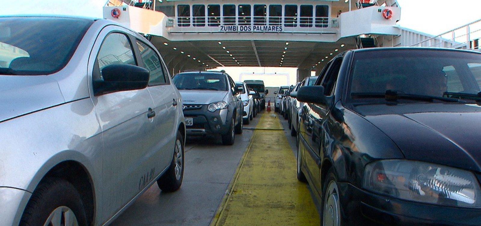[Ferry-Boat: duas embarcações não funcionarão na Semana Santa ]