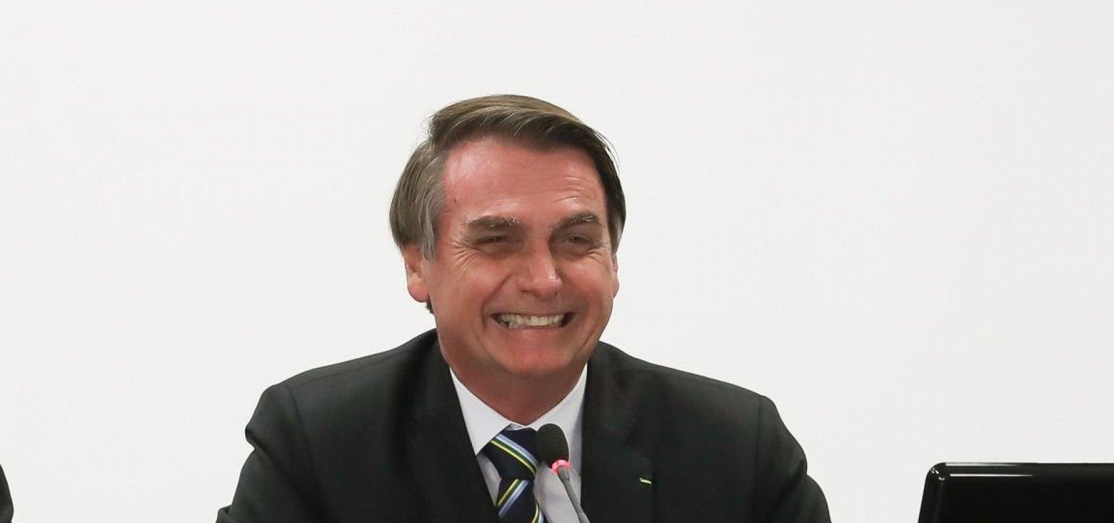 [Em 100 dias, Bolsonaro cumpre 20% das promessas de campanha, diz levantamento]