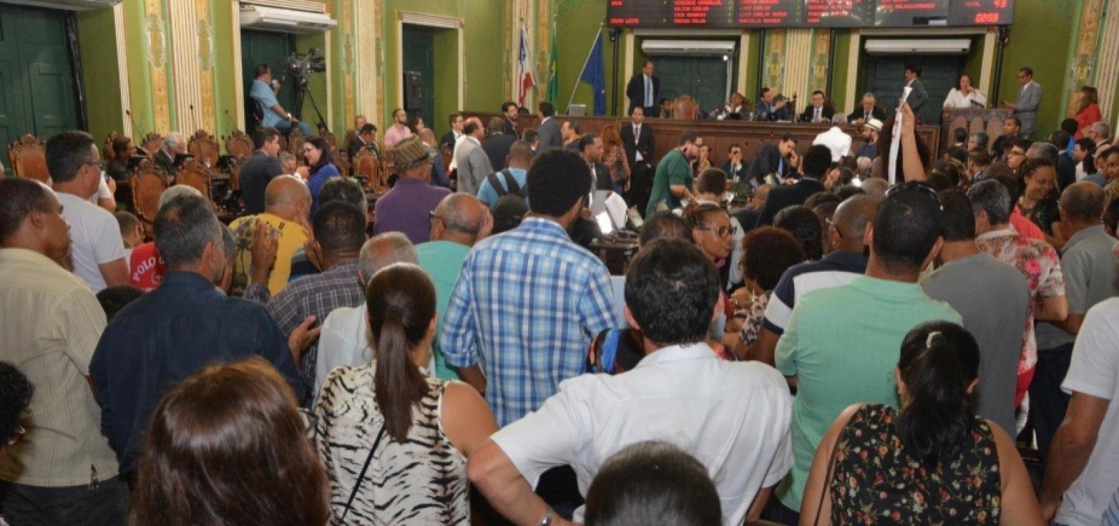 [Prefeitura de Salvador enviará à Câmara proposta de desoneração da tarifa de ônibus]