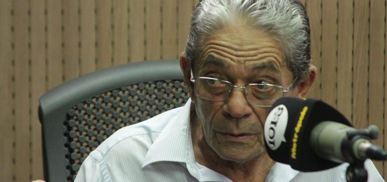 [Eleições no Vitória: 'A sardinha vai voltar a ser sardinha', diz Raimundo Viana]
