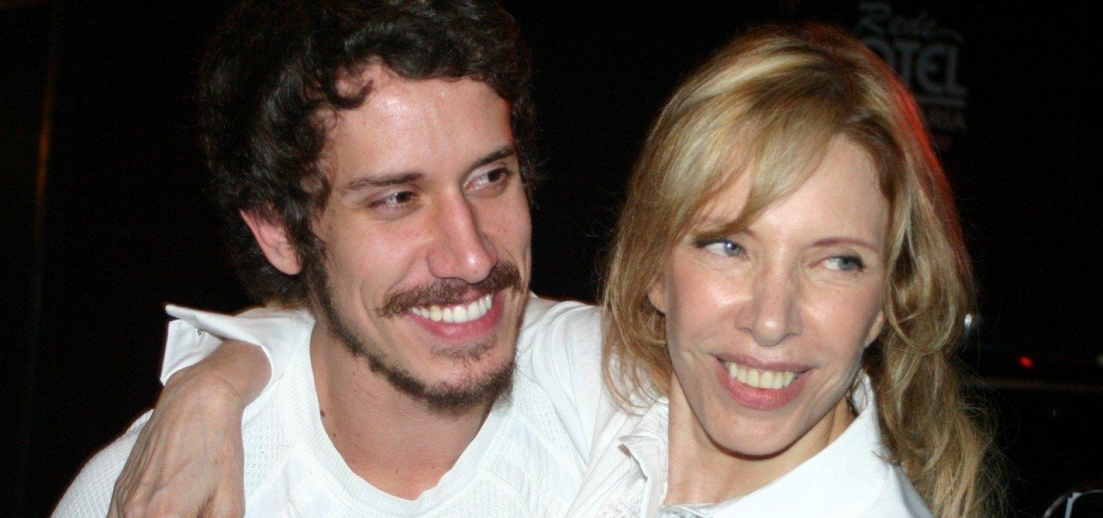 [Filho de Marília Gabriela se manifesta sobre boatos de caso com Gianecchini: 'Jamais']