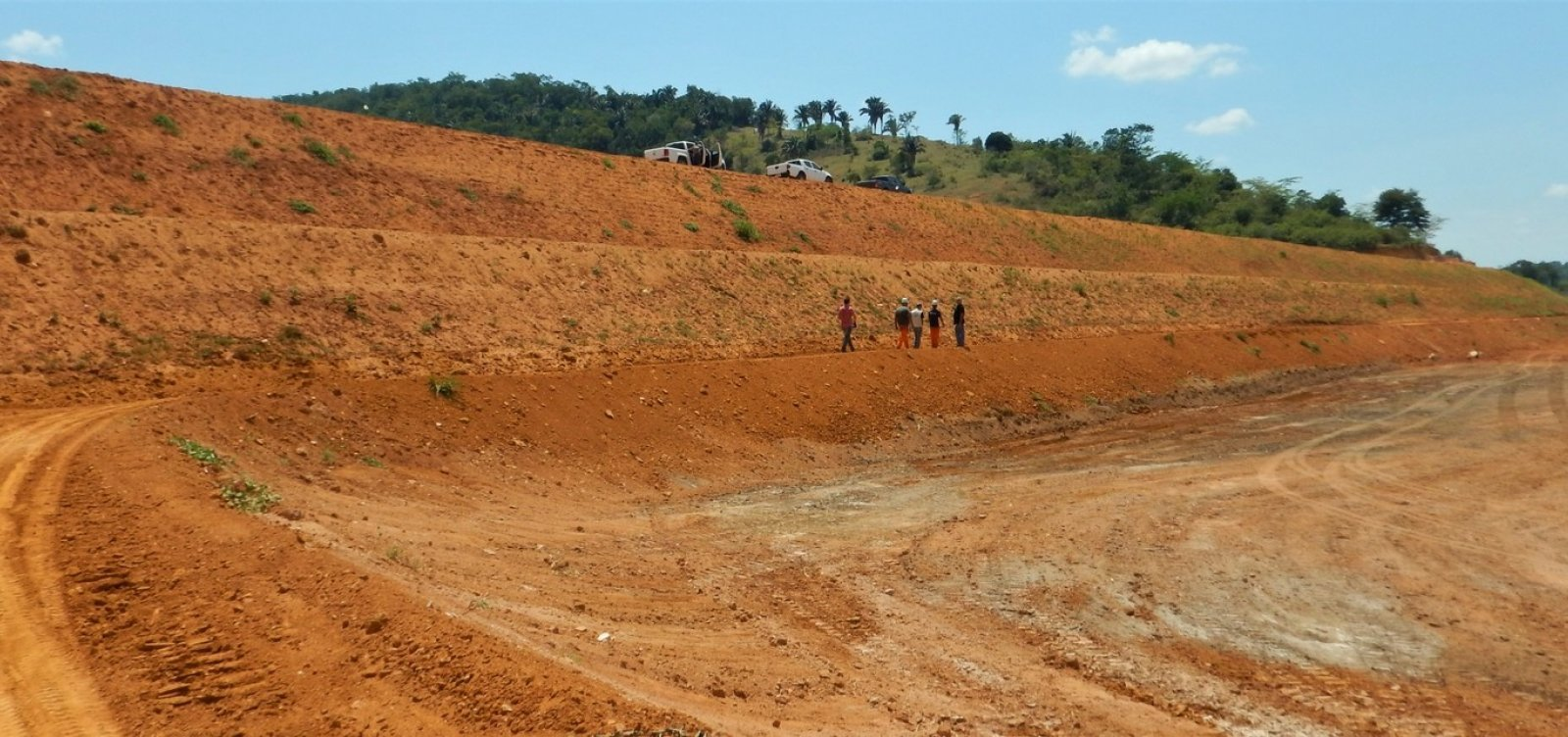 [Barragem interditada na Bahia não tinha projeto, diz MPT-BA]