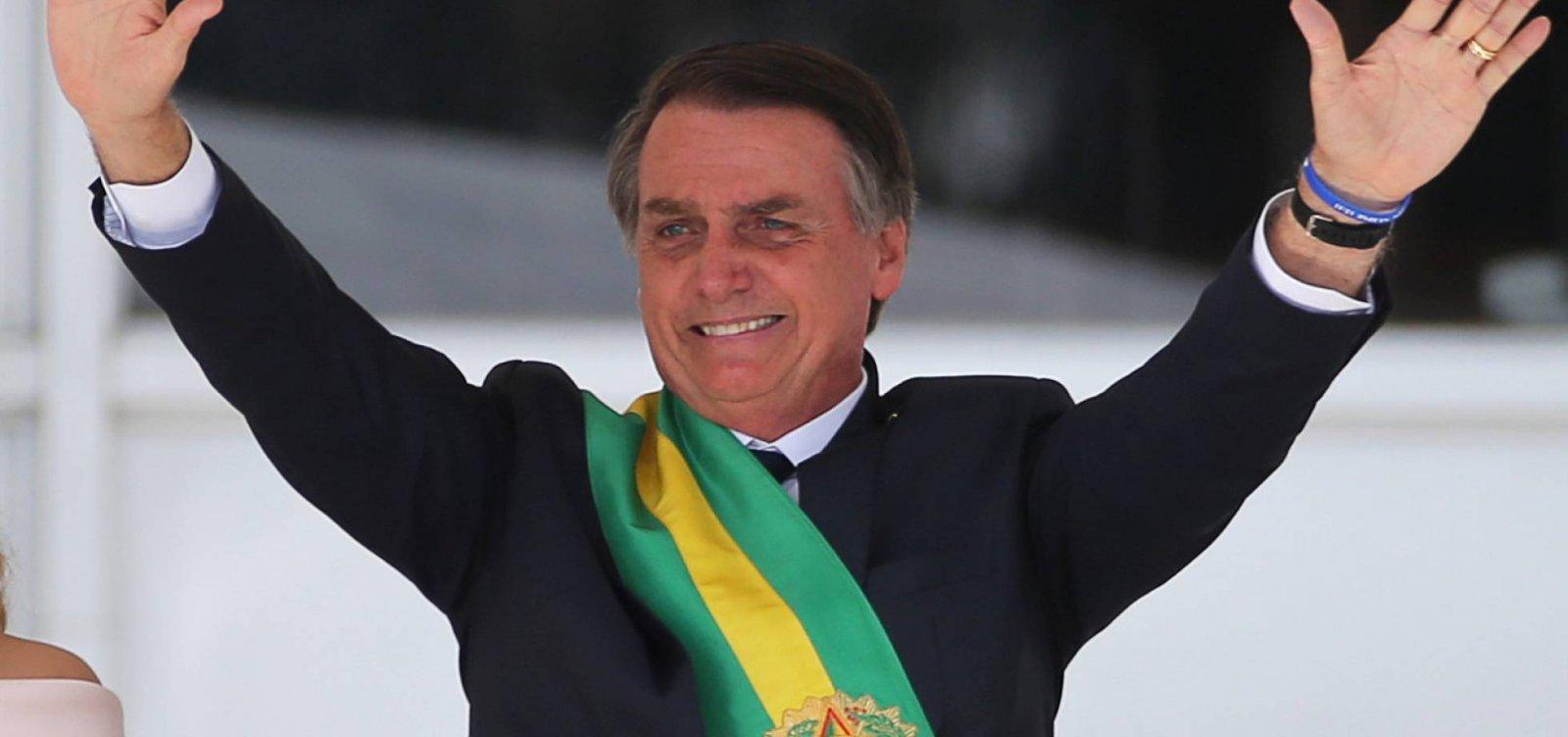 [Bolsonaro assume articulação da Previdência, dizem líderes partidários]