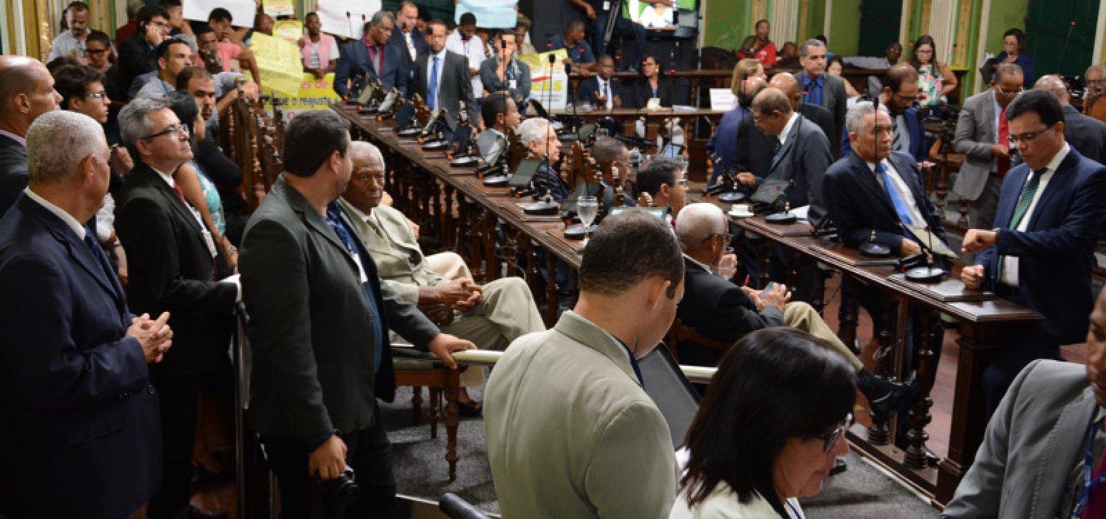 [Câmara aprova minirreforma que cria cargos comissionados na prefeitura de Salvador]