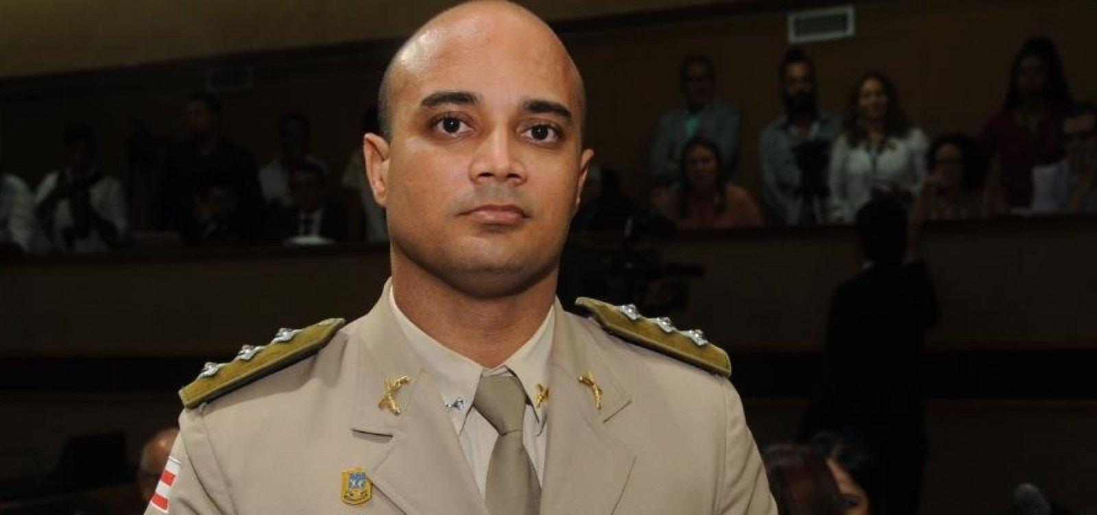 [Deputado do PSL quer trocar detenção por repreensão a PM que cometer infração]