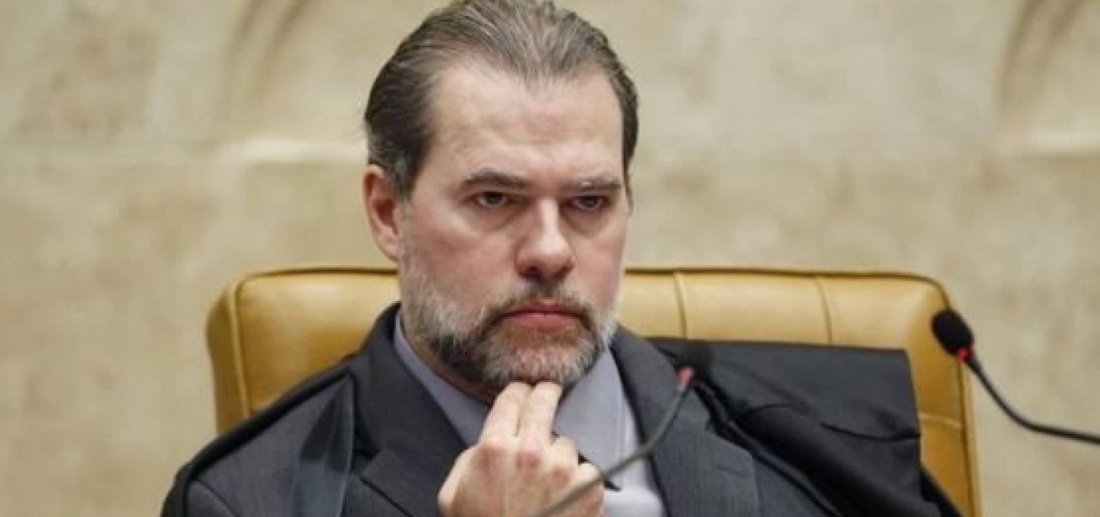 [Toffoli suspende decisão que impedia Rui de exigir dedicação exclusiva de diretores de escolas]