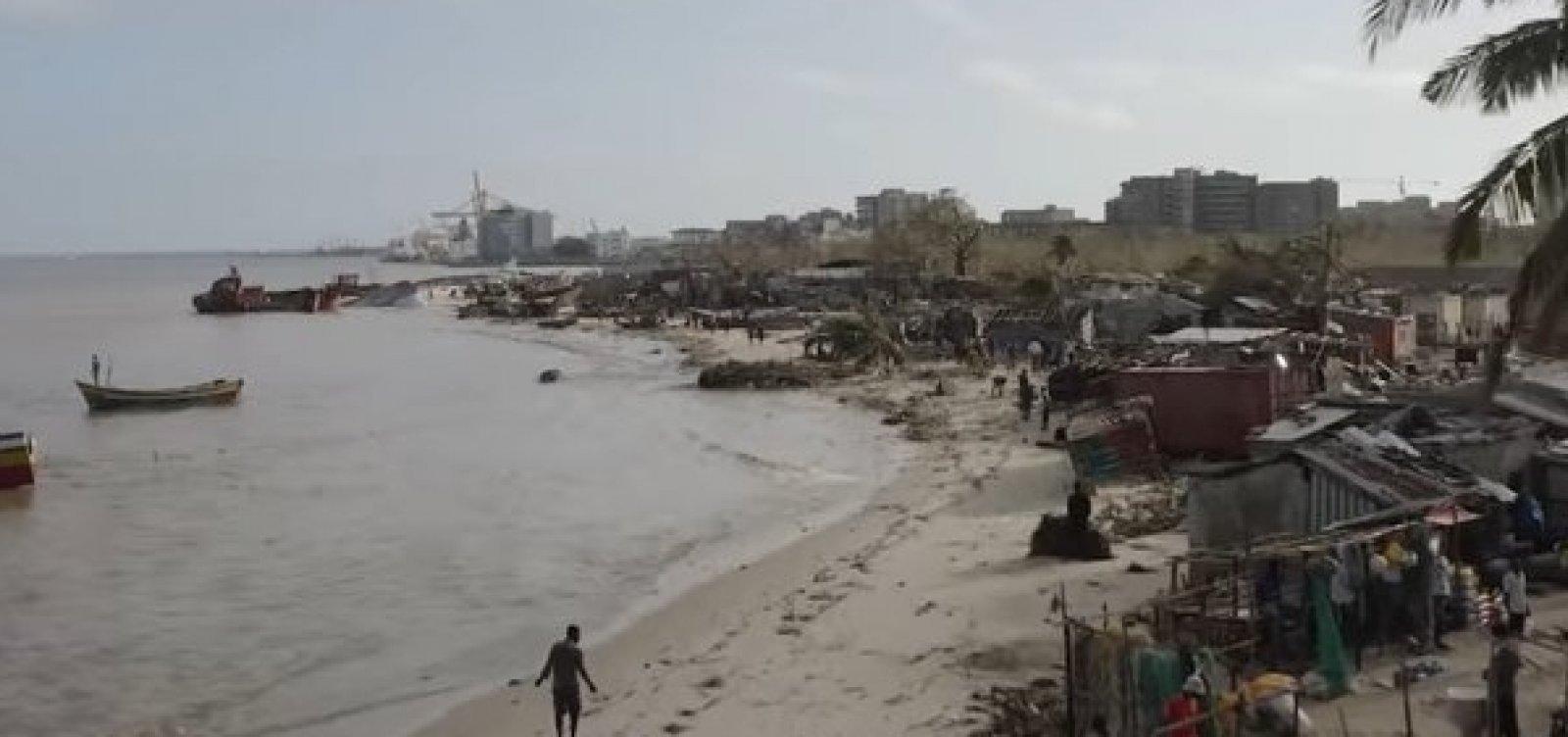 [Passa de 1 mil o número de mortos pelo ciclone Idai, na África]