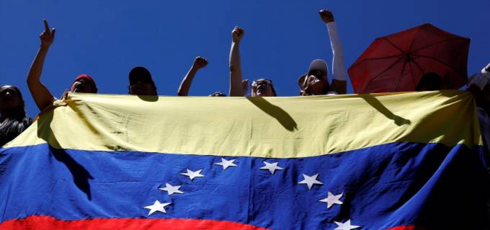 [Ajuda do FMI e BM à Venezuela depende que membros decidam entre Guaidó e Maduro]