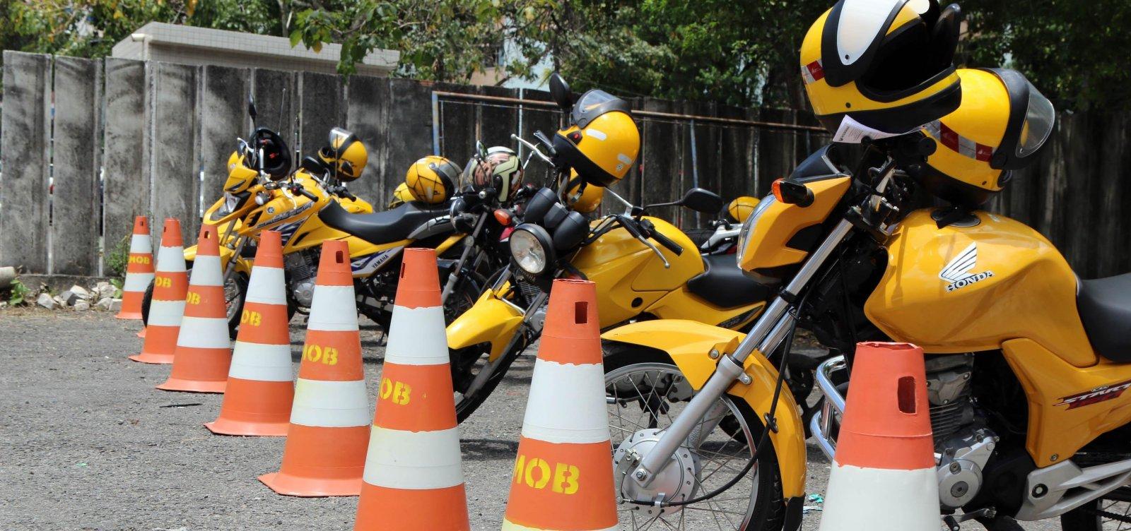[Credenciamento de mototaxistas será retomado no dia 22 de abril]