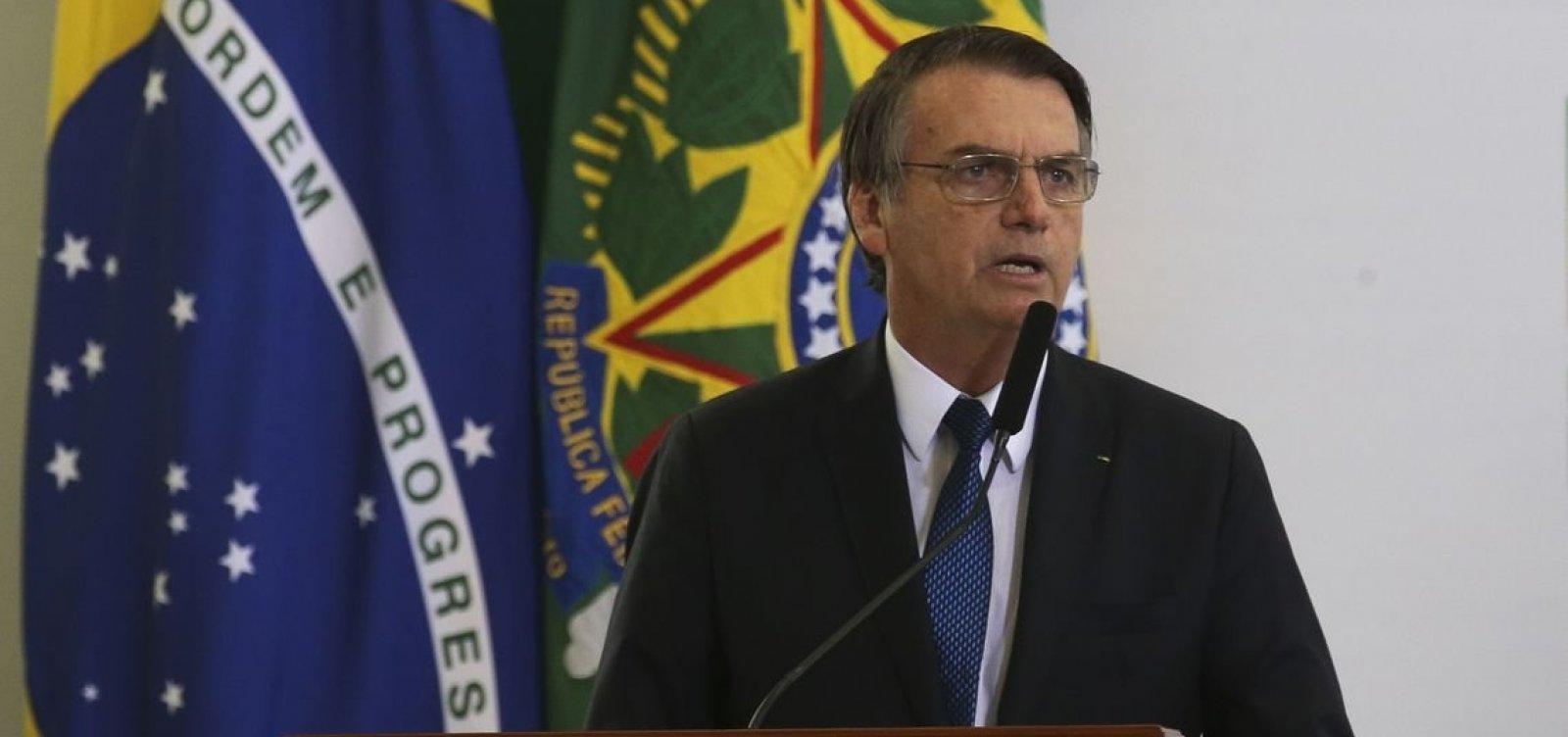 [Bolsonaro extingue o Conselho dos Direitos da Pessoa com Deficiência]