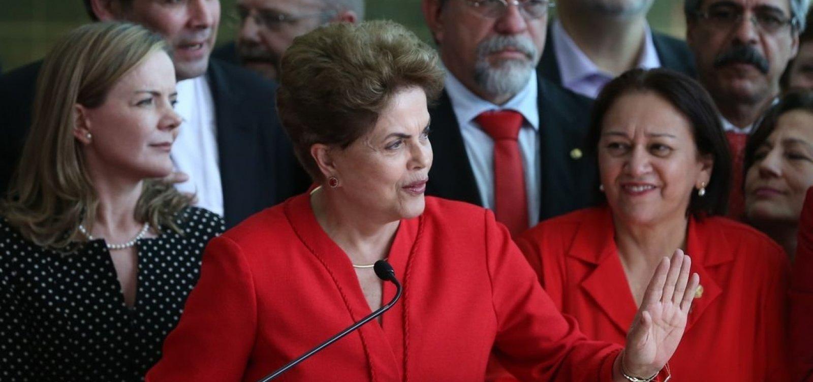 [Funcionários de Dilma lideram gastos com viagens do Executivo em 2019]