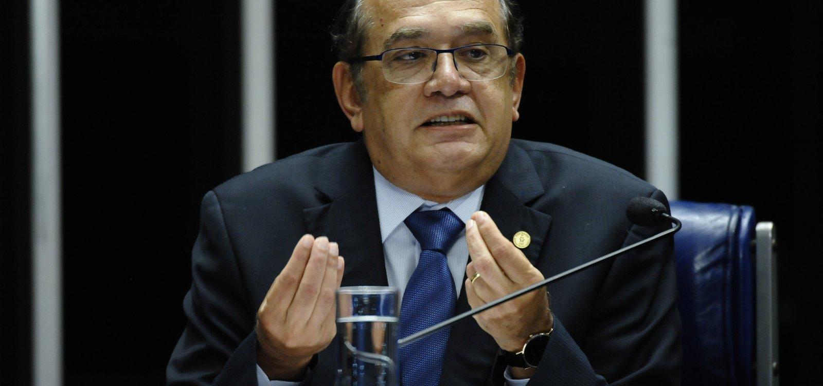 [Após pedido de Gilmar Mendes, STF vai julgar habeas corpus de Lula]