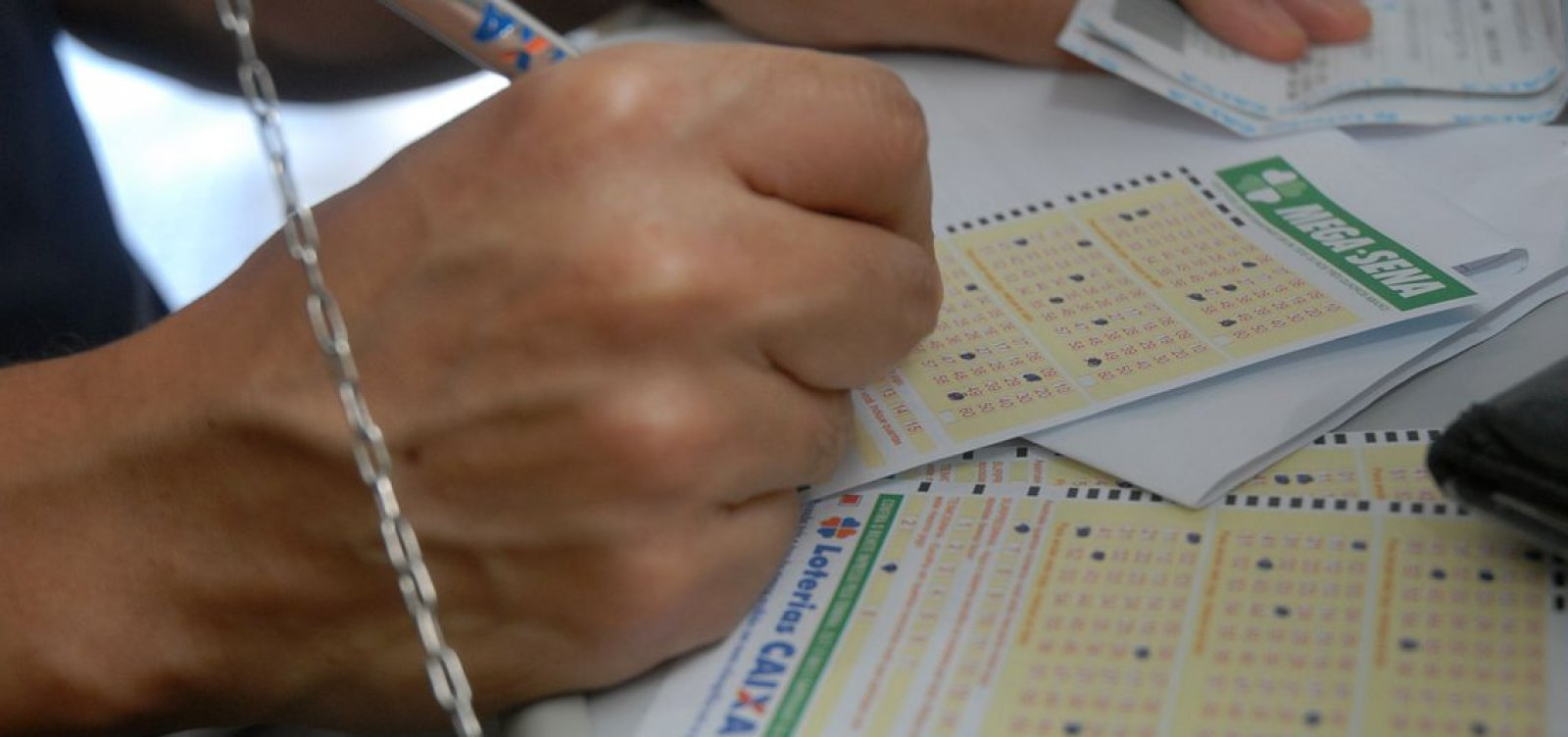 [Mega-Sena vai sortear prêmio de R$ 45 milhões neste sábado]
