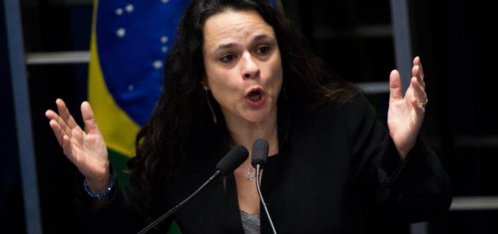 [Janaina Paschoal ataca PSL: 'Está cada vez mais parecido com o PT' ]