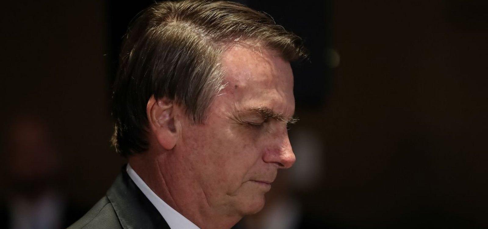 [Presidente de Israel critica fala de Bolsonaro sobre Holocausto]