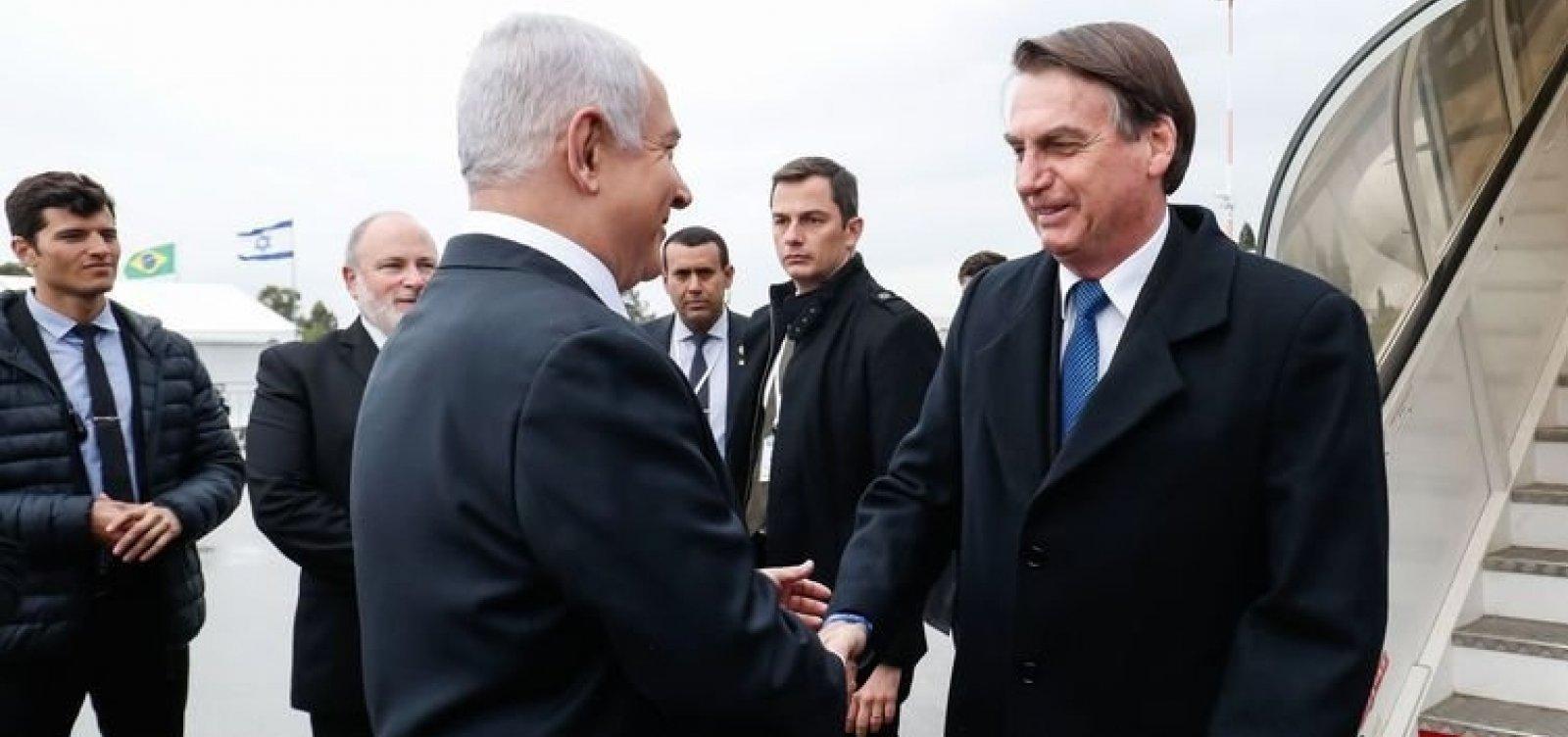 [Em carta a Israel, Bolsonaro se retrata sobre declaração de que é possível 'perdoar o Holocausto']