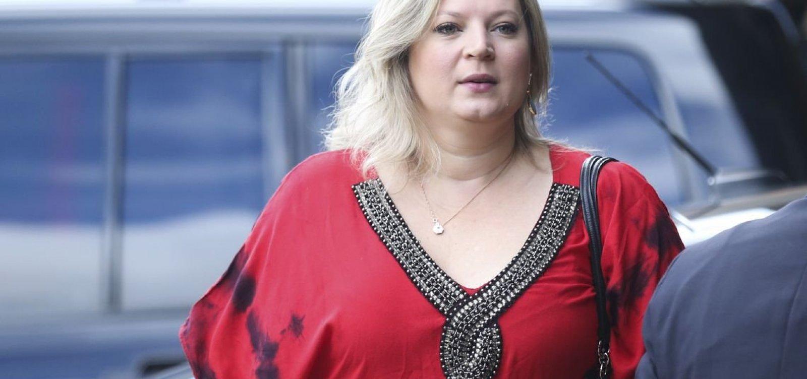 ['Ameaça é crime', diz Joice Hasselmann sobre denúncias contra ministro do Turismo]