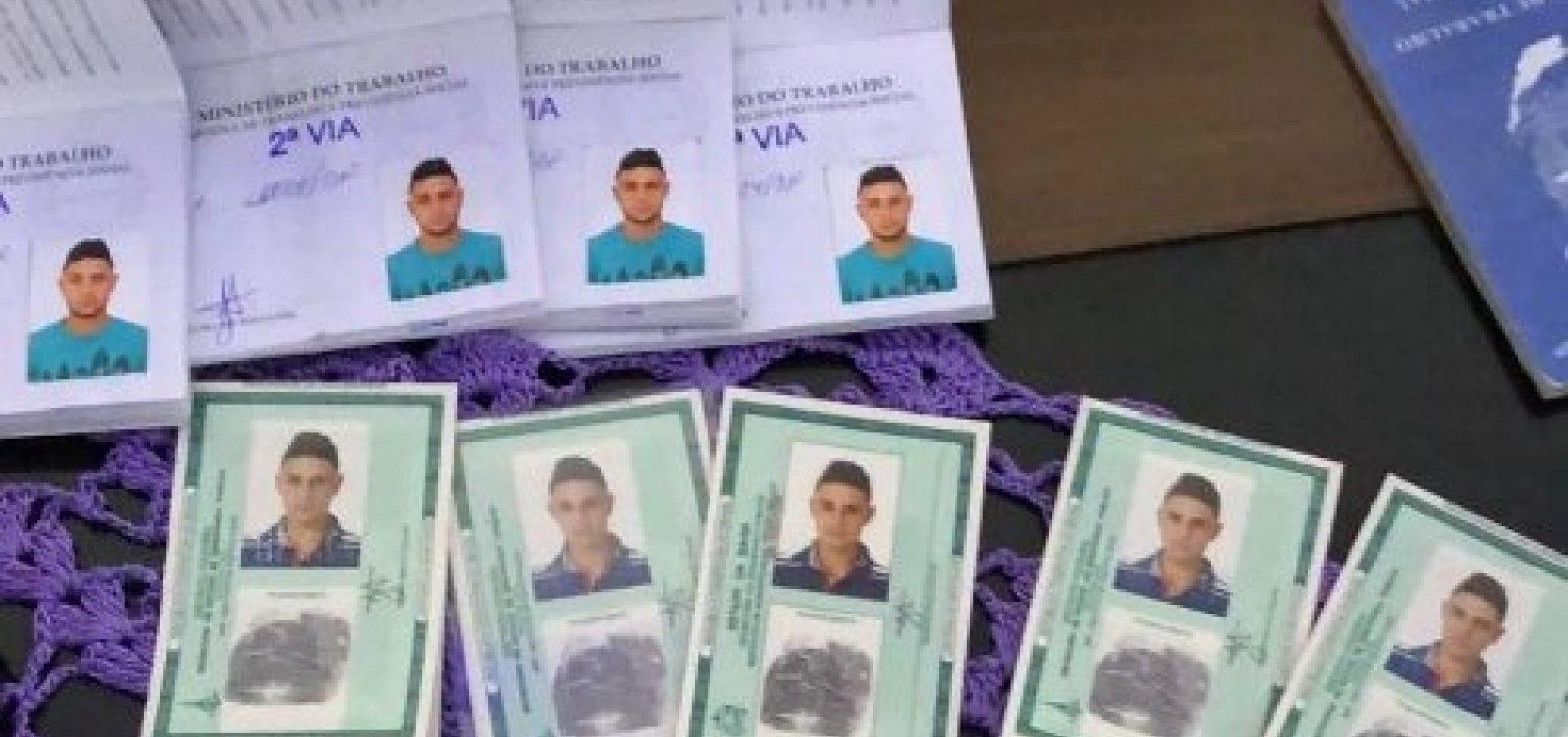 [PF realiza operação contra fraudes no seguro-desemprego na Bahia e em dois estados]