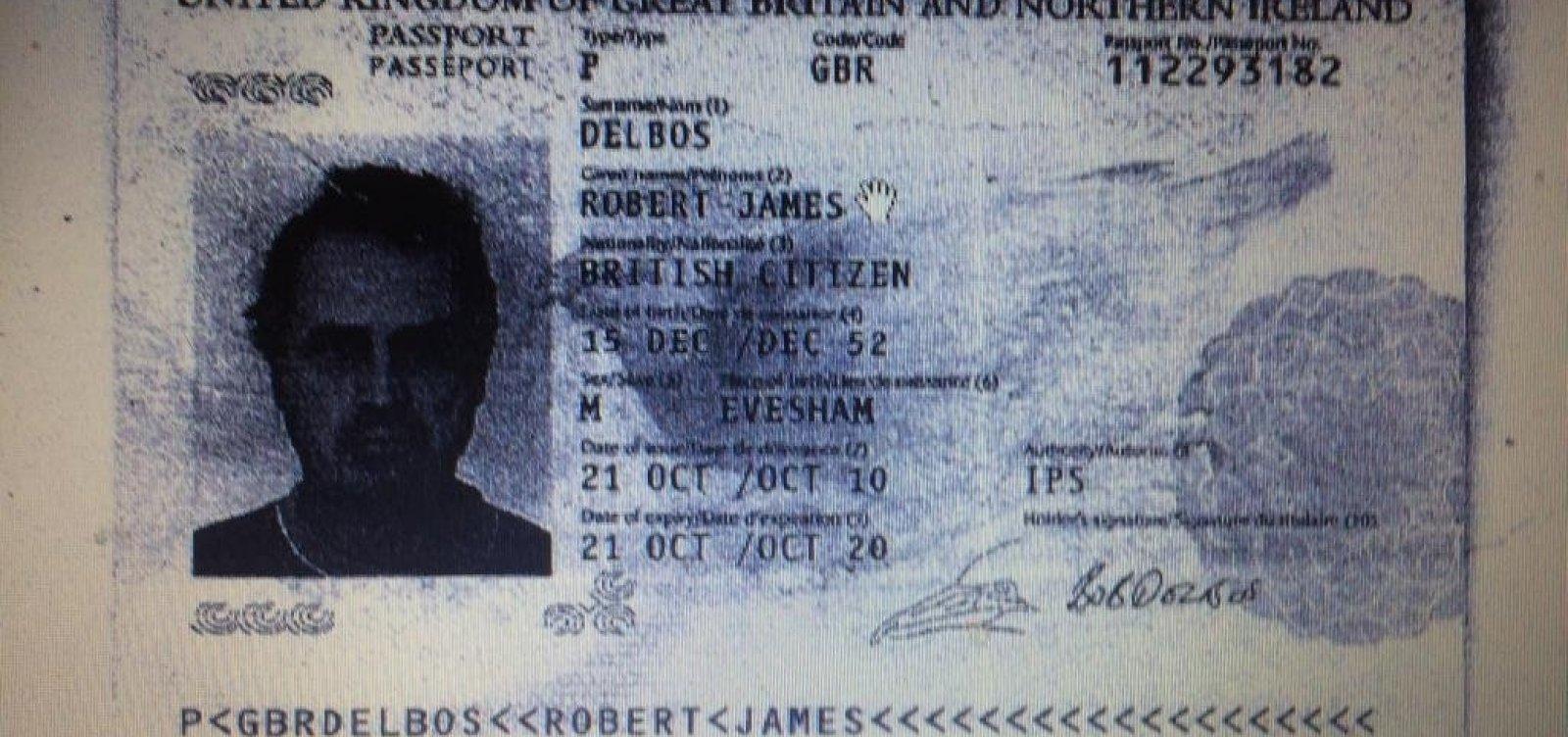 [Inglês indiciadopor veleiro com 1t de cocaína em Cabo Verde é extraditado ]