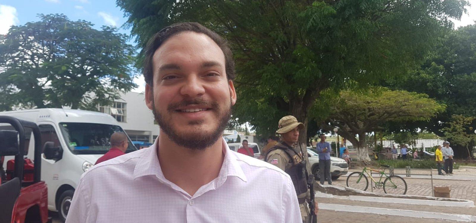 [Ex-aliado de Neto, deputado diz que migrou para lado de Rui para 'alinhar base eleitoral']