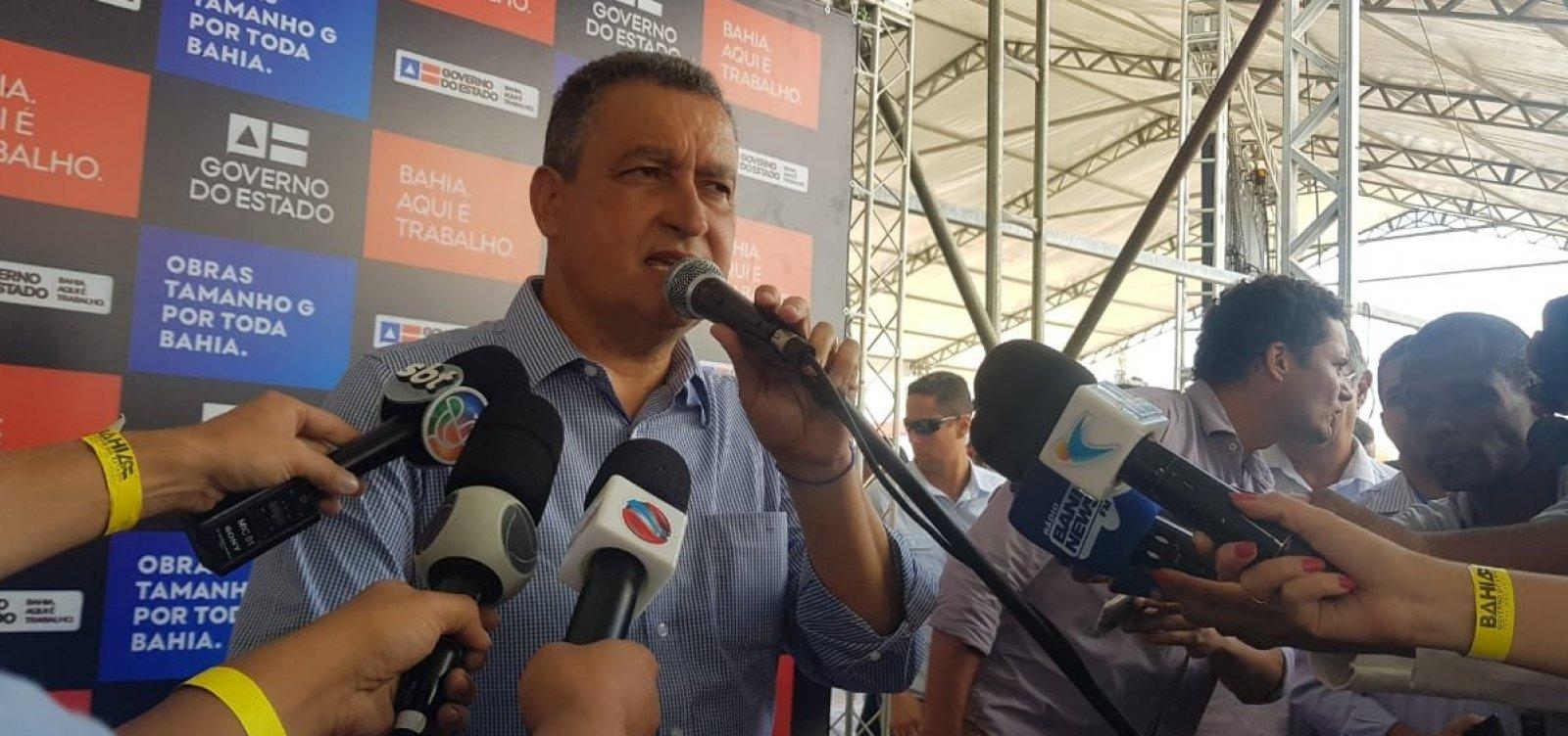 [Rui diz que Bolsonaro repetiu política de Dilma e Lula na Petrobras]