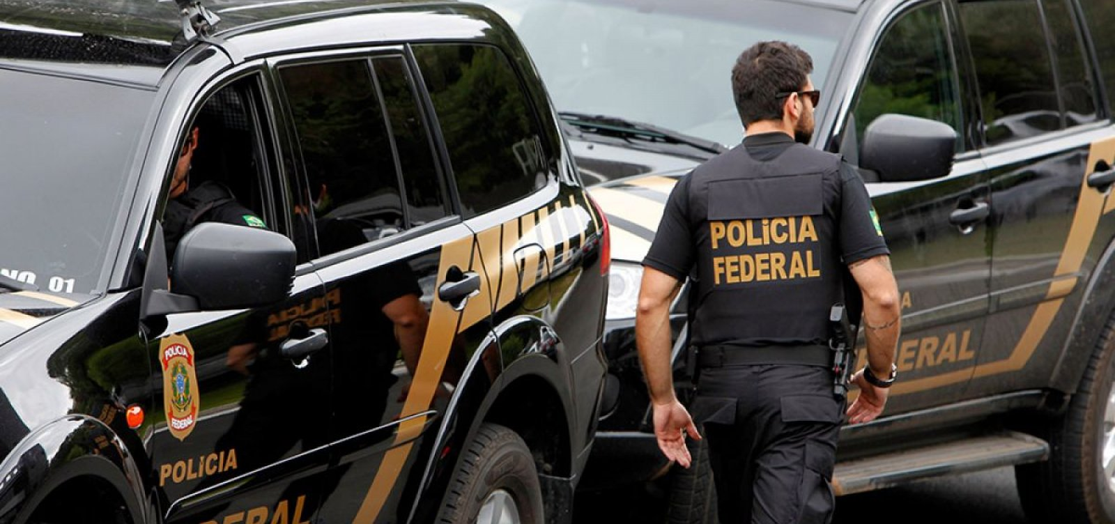 [PF combate fraude em licitações e desvios de verba pública na Bahia]