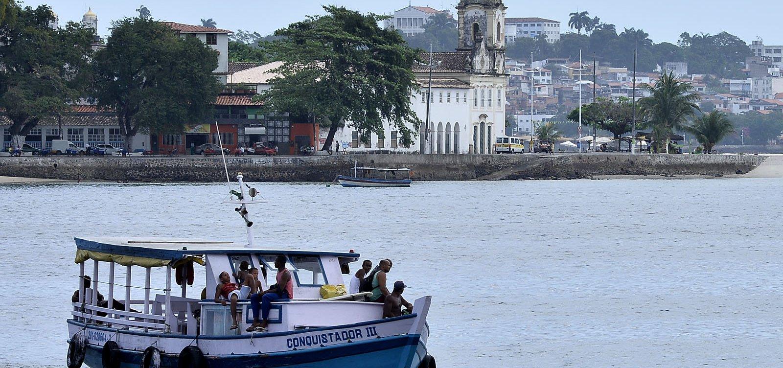 [Prefeitura define tarifa de travessia Ribeira-Plataforma e licita concessão]