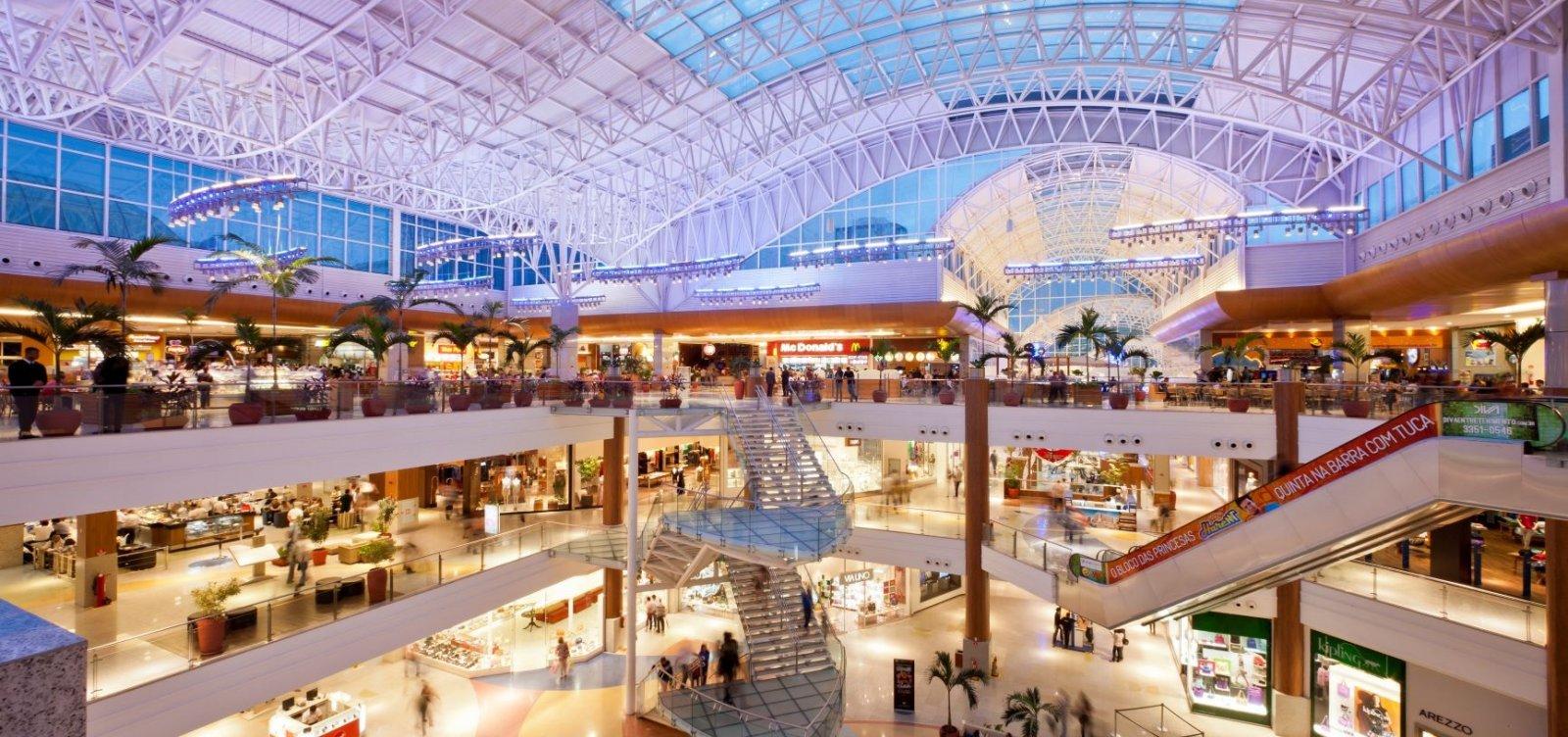 [Lojas de shoppings em Salvador vão abrir no Domingo de Páscoa]