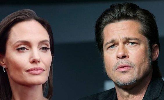 [Angelina Jolie retira sobrenome de Brad Pitt após concluir divórcio]