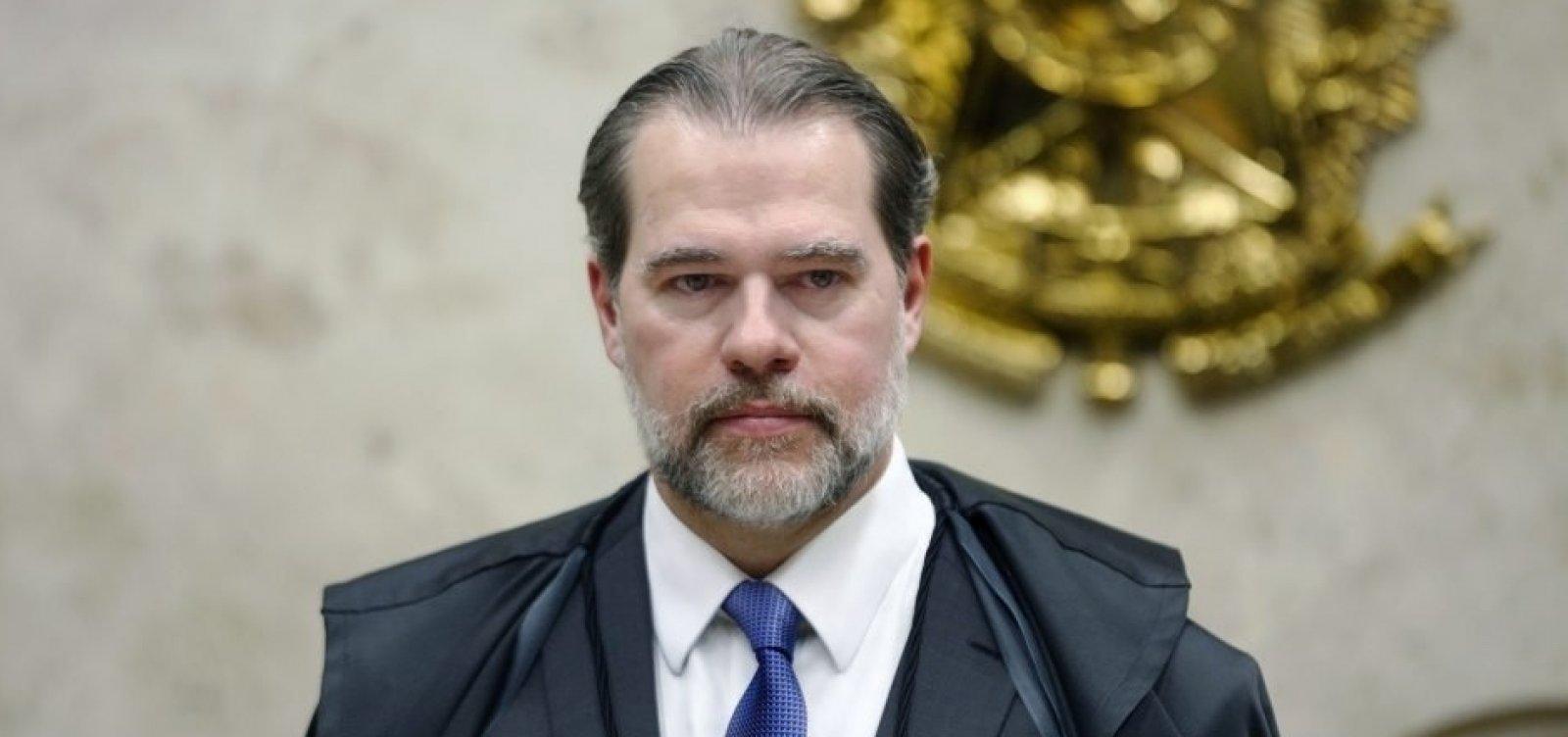 [Toffoli prorroga investigação contra ataques ao STF por 90 dias]