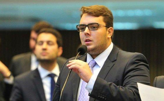 [Justiça manda bloquear R$ 100 mil de deputado por gastos com alimentação]