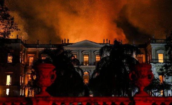 [Governo vai reformar museus para prevenir incêndios]