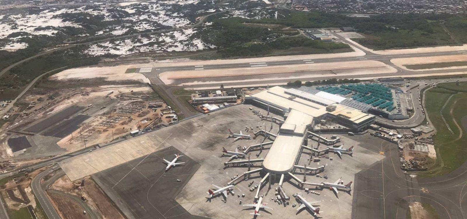 [Após leilões, Avianca pode ficar com apenas 10 aeronaves, diz diretor do Aeroporto de Salvador]