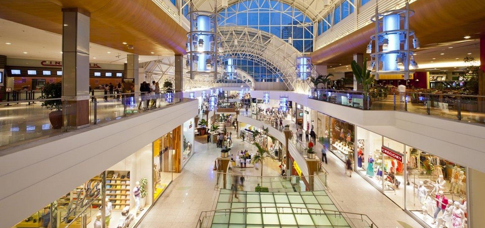 [Semana Santa: confira o horário de funcionamento dos shoppings em Salvador]
