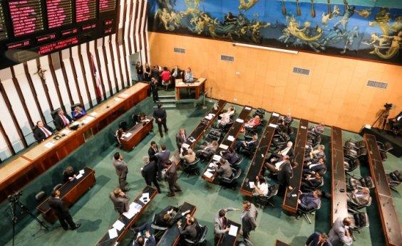 [Assembleia aprova empréstimo de cerca de R$ 266 milhões para a Embasa]