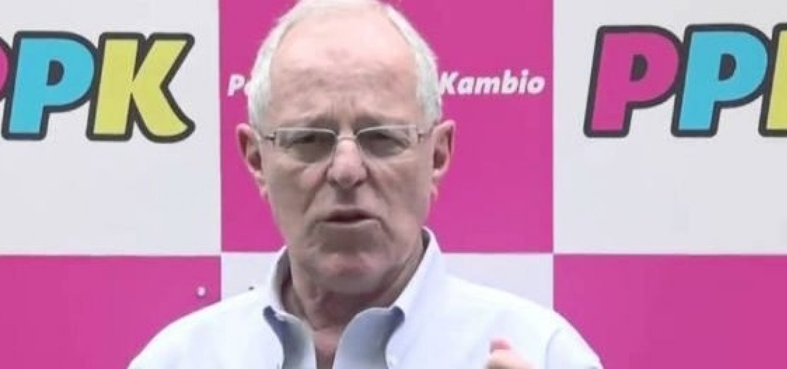[Preso há uma semana, PPK é hospitalizado no Peru]