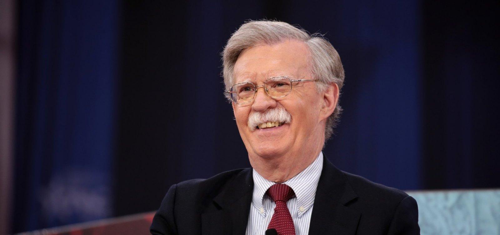 [Assessor de Trump divulga novas sanções contra Banco Central da Venezuela]