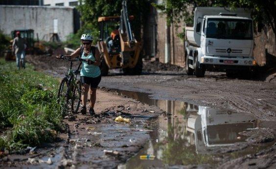 [Salvador registrou 26 casos de leptospirose em 2019]