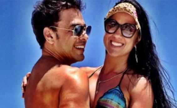 [Zezé di Camargo e Graciele Lacerda marcam data de casamento, diz jornalista]