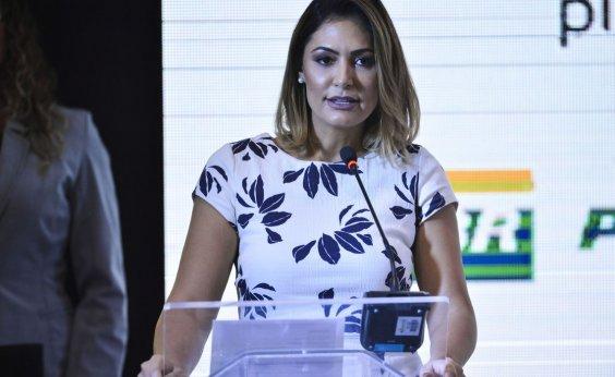 [Alerj concede a maior honraria do Rio à primeira-dama Michelle Bolsonaro]