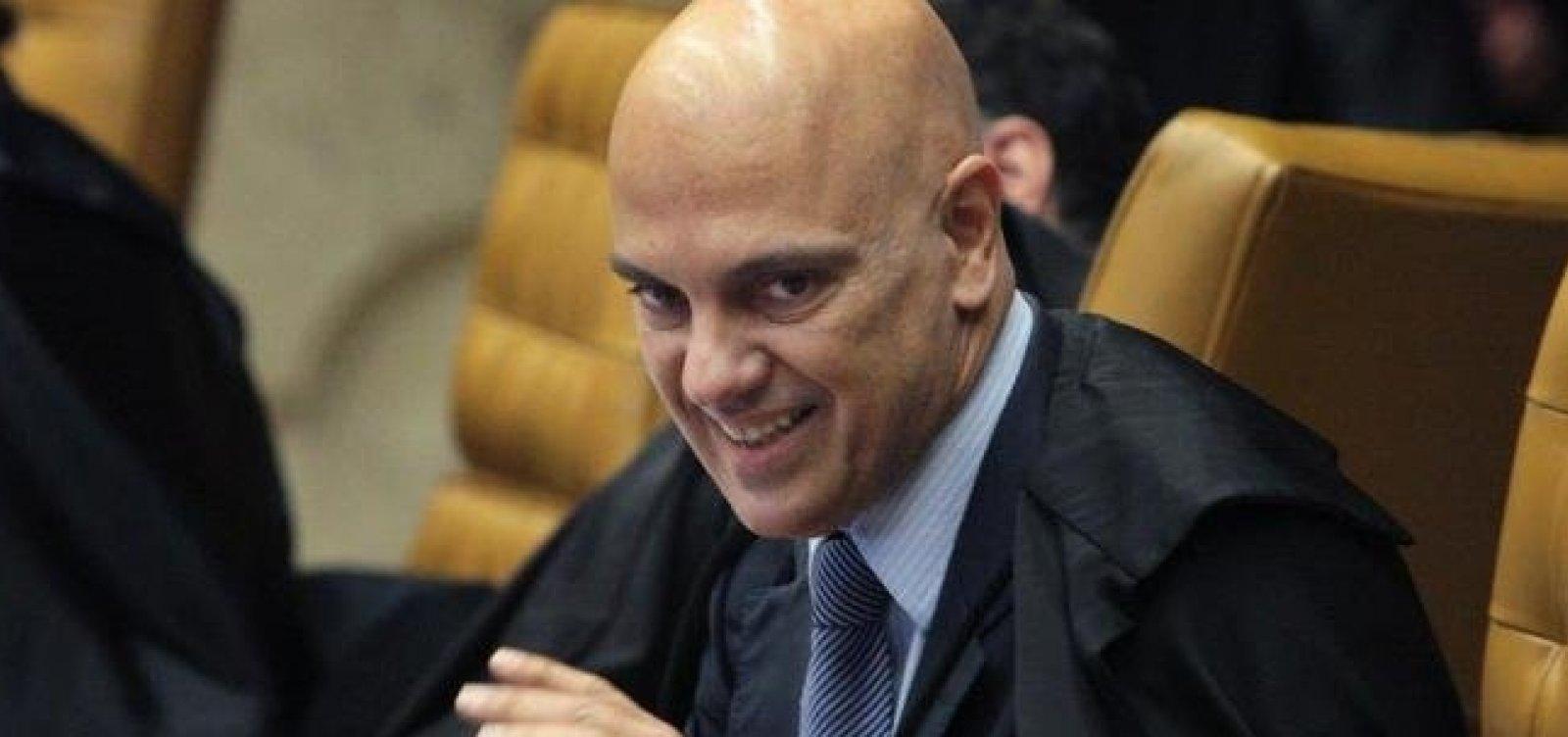 [Ministro do STF revoga decisão de censurar site e revista]