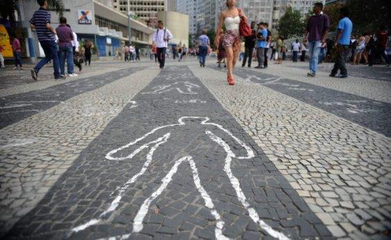 [Bahia é quinto estado com maior taxa de mortos pela polícia em 2018]