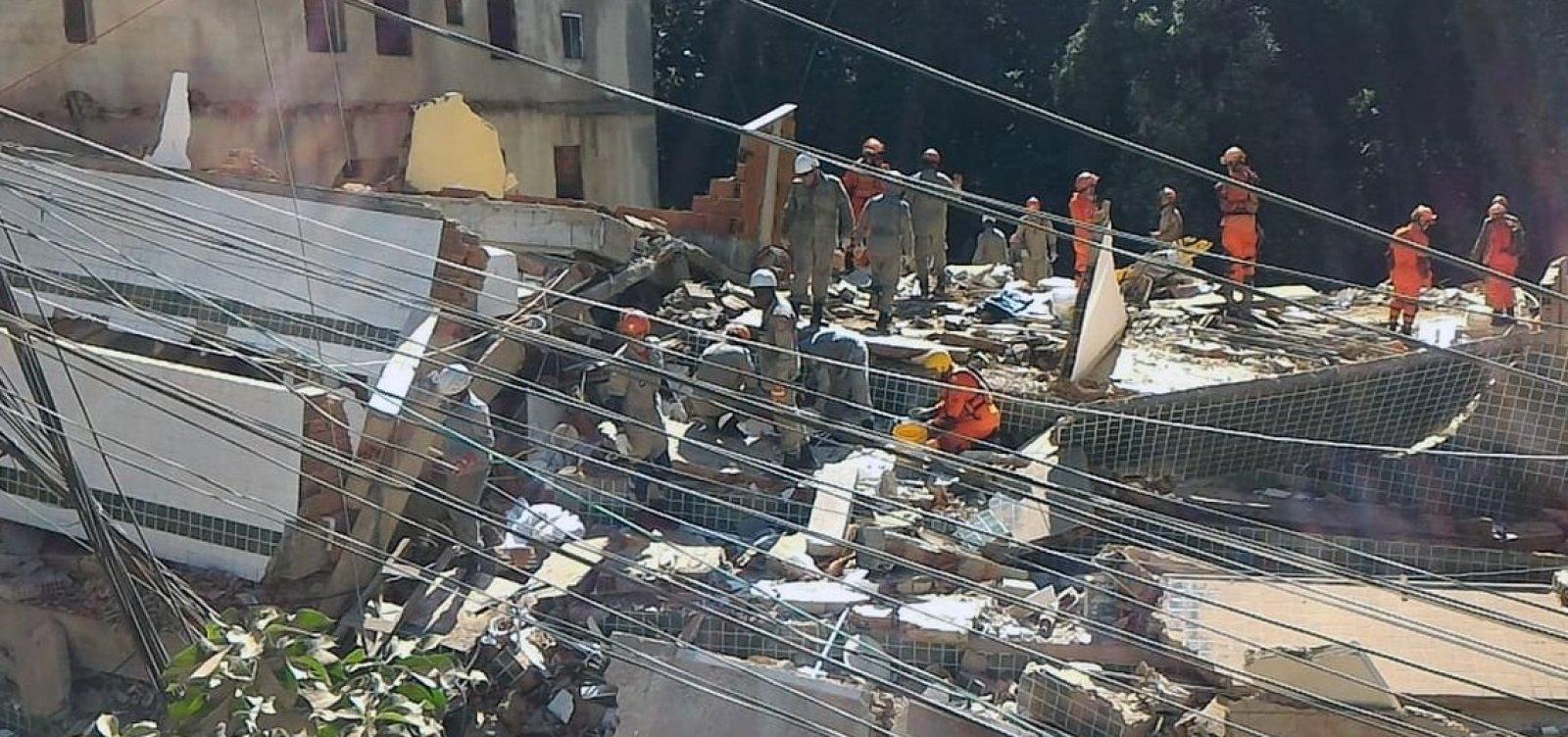[Justiça decreta prisão de suspeitos da construção e venda de prédios na Muzema]