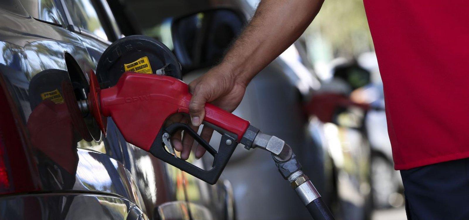 [Preço da gasolina sobe mais do que óleo diesel neste ano ]