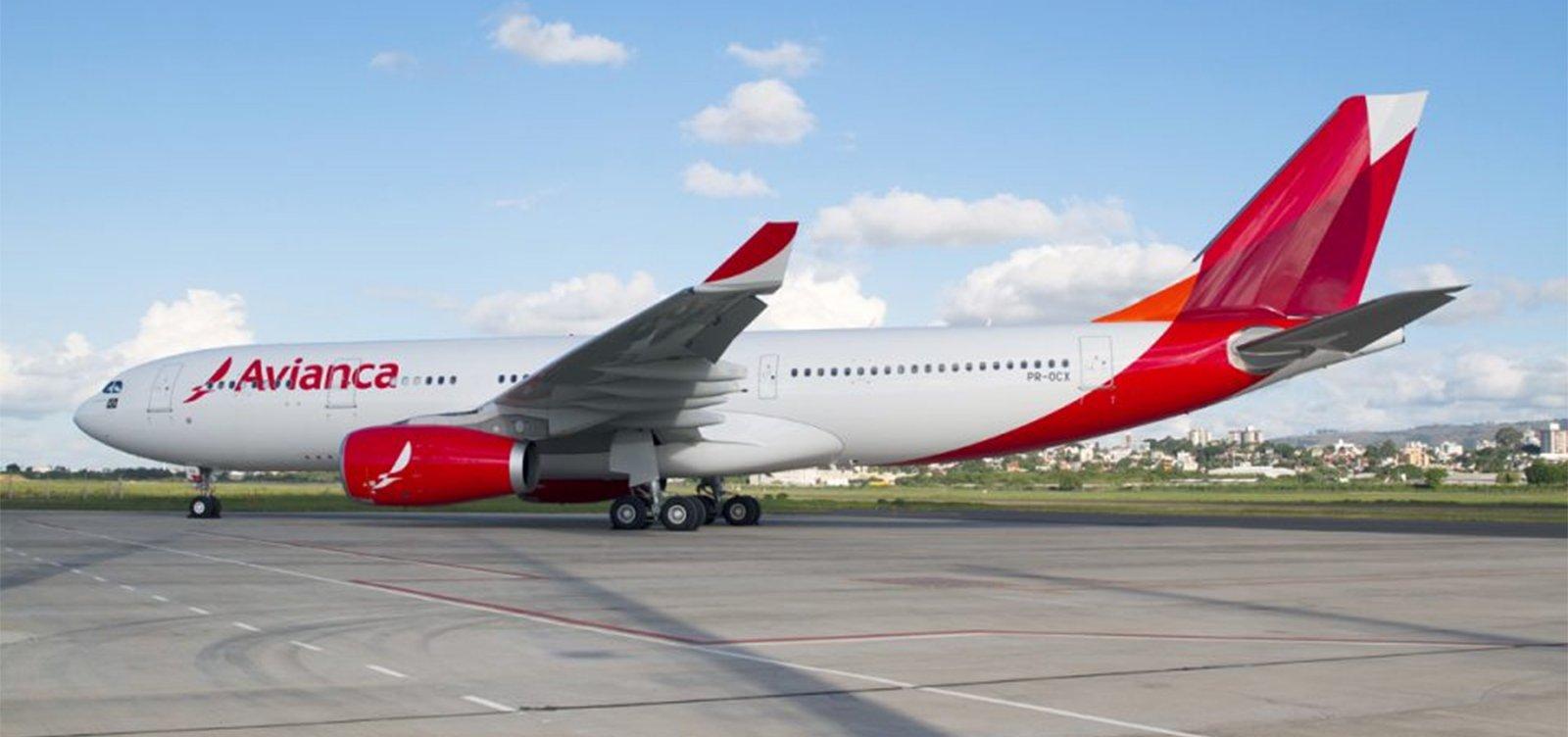 [Com devolução de aviões, Avianca reduz em 66% número de voos]