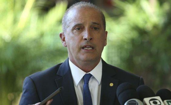 [Já demos uma trava na Petrobras, diz áudio atribuído a Onyx]